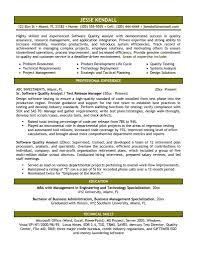 quality analyst resume getessay biz software quality analyst sample by mplett throughout quality analyst