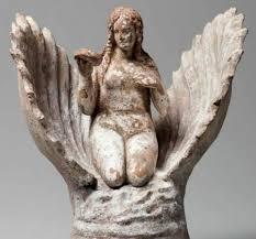 <b>Terracotta</b> statutue of Aphrodite - Hellenistic <b>period</b>, circa 3rd century ...