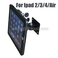 Koop <b>Tablet wall mount ipad</b> veiligheidsslot display <b>stand</b> beugel ...