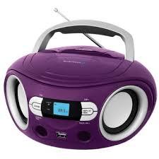 <b>Магнитола BBK BS15BT Purple</b>