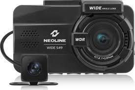 <b>Видеорегистратор Neoline Wide S49</b> Dual, черный — купить в ...
