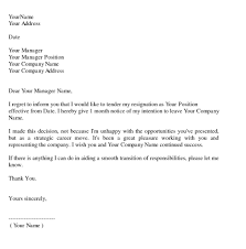 formal resignation letter template samples formal resignation sample resignation letter writing professional letters resignation letter sample doc personal reason simple resignation letter template