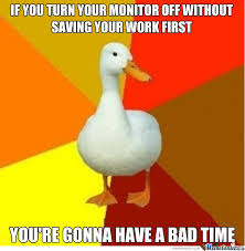 Good Advice Duck Memes. Best Collection of Funny Good Advice Duck ... via Relatably.com