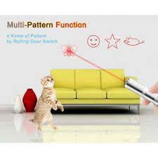 <b>1pc</b> 3 in 1 Cat LED Chase Toys Laser Pointer Pen <b>USB</b> ...