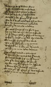 geoffrey chaucer short poems