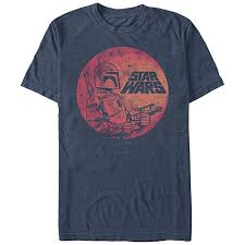 Star Wars Men's Fett up Graphic T-Shirt: Clothing - Amazon.com