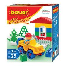 Конструктор <b>BAUER</b> 379 <b>Эко</b>. Классик — купить в интернет ...