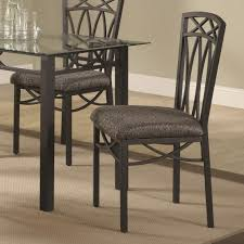 metal dining room chairs chrome:  incredible the formal looks of metal dining room chairs darling and daisy also metal dining room