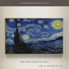 <b>Professional Artist</b> Handmade <b>High Quality</b> Reproduction Vincent ...