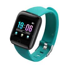 <b>Smart</b> Watch 116 Plus <b>Color Screen</b> Heart Rate <b>Smart</b> Wristband ...