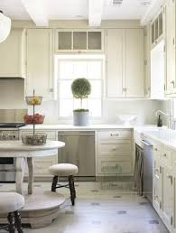 Cream Kitchen Cabinets View Full Size