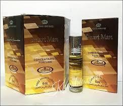 Box of 6 <b>Smart Man</b> 6ml by <b>Al Rehab</b> Best Seller Perfume/Attar / Oil ...