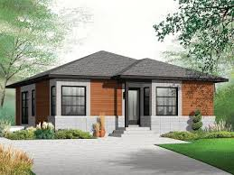 Empty Nester House Plans   The House Plan ShopPlan H