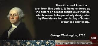 Founding Fathers Quotes - George Washington via Relatably.com