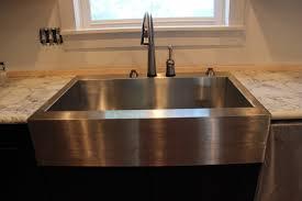 sparkling stainless steel apron front sink and kitchen faucets also window molding for kitchen apron kitchen sink