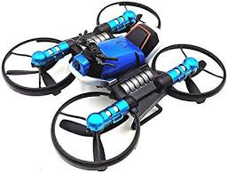 Liveday <b>2.4G Deformation Motorcycle</b> Folding <b>Quadcopter Drone</b> ...