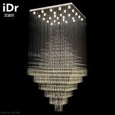 Illuminazione Ingresso Villa : Acquista allu ingrosso ha condotto la luce lampadario da