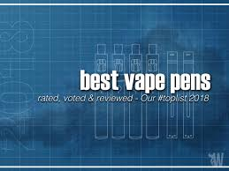 Best <b>Vape</b> Pens - for Liquid, Waxes and Herb [The 2019 edition]