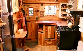 welsh couple transforms clunky buses into beautiful cabins amazing rustic small home