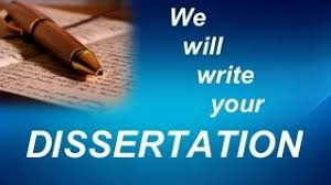 Write my dissertation me