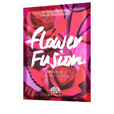 <b>Origins Flower Fusion Rose</b> Hydrating Sheet Mask at John Lewis ...