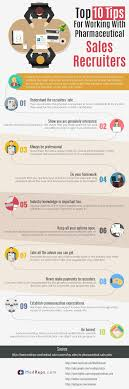 top 10 tips for working pharmaceutical s recruiters top 10 tips for working pharmaceutical s recruiters infographic