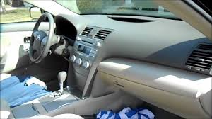 2010 Toyota Camry Se 2010 Toyota Camry Le Full Review Youtube