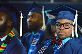 lysious ogolo i didn t know what a historically black college lysious ogolo graduating from howard university photo emily hanford