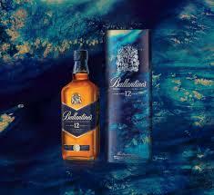 Ballantine's <b>Whisky</b> – <b>Artist</b> Series - Studio – Leif Podhajsky