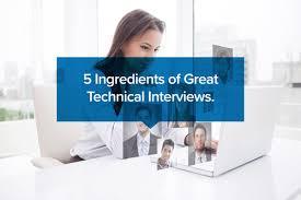 smarter interview archives eteki technical screening talent 5 ingredients of great technical interviews