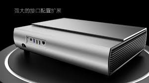 <b>JmGO SA</b>/SC <b>Laser</b> Home Cinema Projector