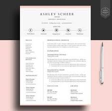 ideas about resume templates on pinterest   resume    professional resume template  resume template for word  cv template   free cover letter