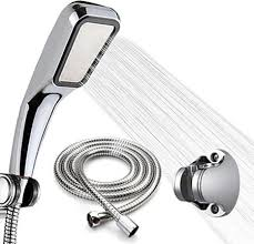 <b>300 Holes High Pressure</b> Handheld Shower Head Water Saving ...