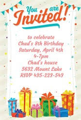 Free Printable Birthday Invitation Templates | Greetings Island You Are Invited