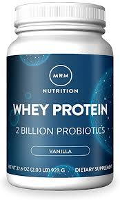 MRM Whey Protein Powder - 2 lbs - Vanilla: Health ... - Amazon.com