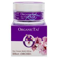 Купить <b>Крем</b> для <b>век</b> мульти-<b>лифтинг</b> эффект «Орхидея» <b>Organic</b> ...