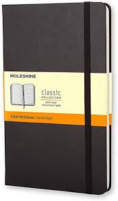 <b>Moleskine Classic</b> Ruled Paper <b>Notebook</b>, Hard Cover and Elastic ...