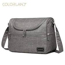 <b>Colorland Brand</b> Baby <b>Bags</b> Messenger Large Diaper <b>Bag</b> ...