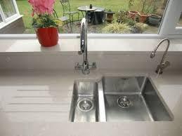 photo kitchen sink granite worktops