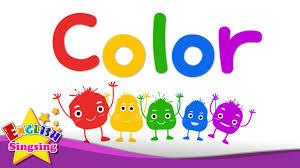 Kids vocabulary - <b>Color</b> - <b>color</b> mixing - <b>rainbow colors</b> - English ...