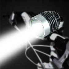 3000 Lumen XML <b>Q5</b> Interface LED <b>Bike Light</b> Headlamp Headlight ...