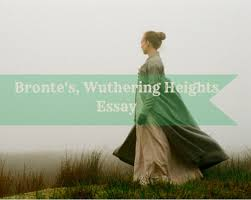 An Emily Bronte  Wuthering Heights Essay