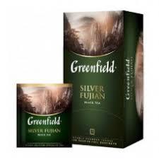 <b>Чай Гринфилд Silver</b> Fujian <b>черный</b> 25пак Орими Трэйд