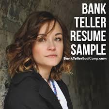 bank teller resume sample archives bank teller resume sample