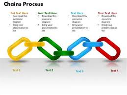 marketplace for professionally designed powerpoint diagramsdesign  stages chains process teamwork backgrounds