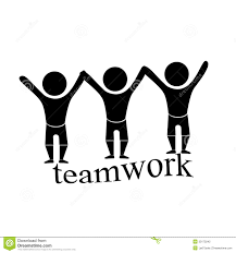 working team stock photography image  working team