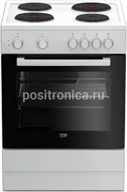 Купить Плита электрическая <b>Beko FFSS66000W белый</b> в ...