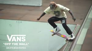 <b>OFF THE</b> WALL: HYUNJUN | Skate | <b>VANS</b> - YouTube
