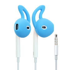 <b>Rabbit anti</b>-<b>slip sleeve</b>. Helps <b>Ear</b> Pods to twist into <b>ears</b> for a secure ...