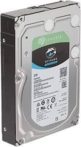 <b>Seagate SkyHawk 8TB</b> Surveillance Internal Hard Drive HDD – 3.5 ...